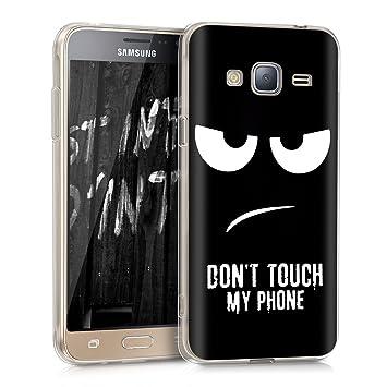 9a2aa11206d kwmobile Funda para Samsung Galaxy J3 (2016) DUOS: Amazon.es: Electrónica