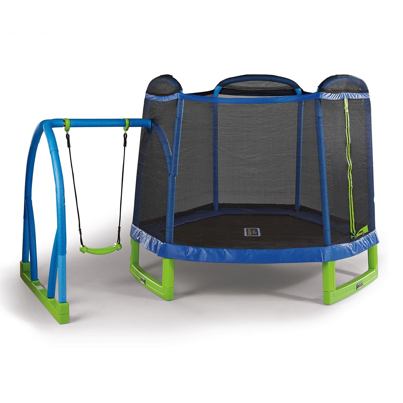 【お取り寄せ】 Bounce Proトランポリン B013PU7KQ8 My Bounce First Proトランポリン Jump and Swing My My First Jump and Swing, オオガワラマチ:7e6186b4 --- arianechie.dominiotemporario.com