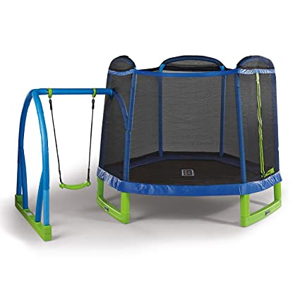 Amazon My First Jump And Swing By Bounce Pro Sports Outdoors