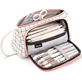 EASTHILL Large Capacity Colored Canvas Storage...