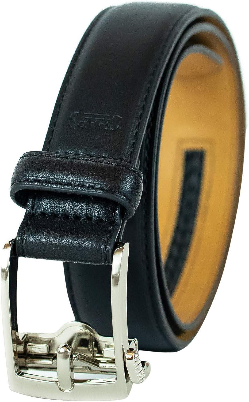 Chaps Boys' Big Perfect Adjustable Click to Fit Belt