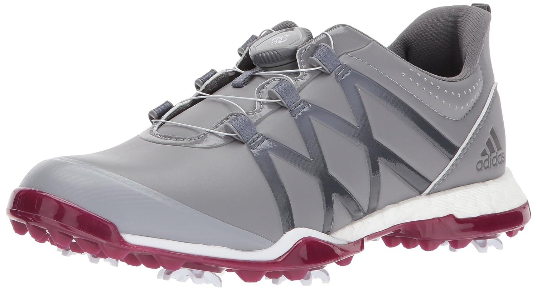 adidas Women's W Adipower Boost Boa Golf Shoe B01NAPLCWW 9 B(M) US|Grey/Mystery Ruby