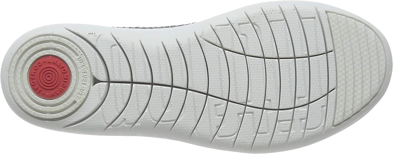 Fitflop Damen F-Sporty Uberknit Sneakers, Pflaume Grau Charcoal Dusty Grey 600