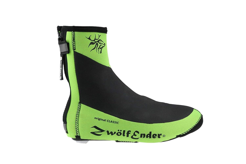 Zw/ölfender Classic Verde cubrezapatillas Talla:L