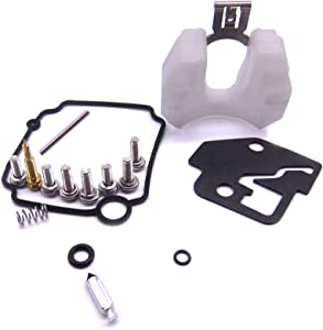 SouthMarine Boat Engine 3V1-87122-0 3V1871220 3V1871220M Carburetor Repair Kit for Tohatsu Nissan Outboard Motor 4-Stroke 8HP 9.8HP MSF8A MSF9.8A NSF8A NSF9.8A