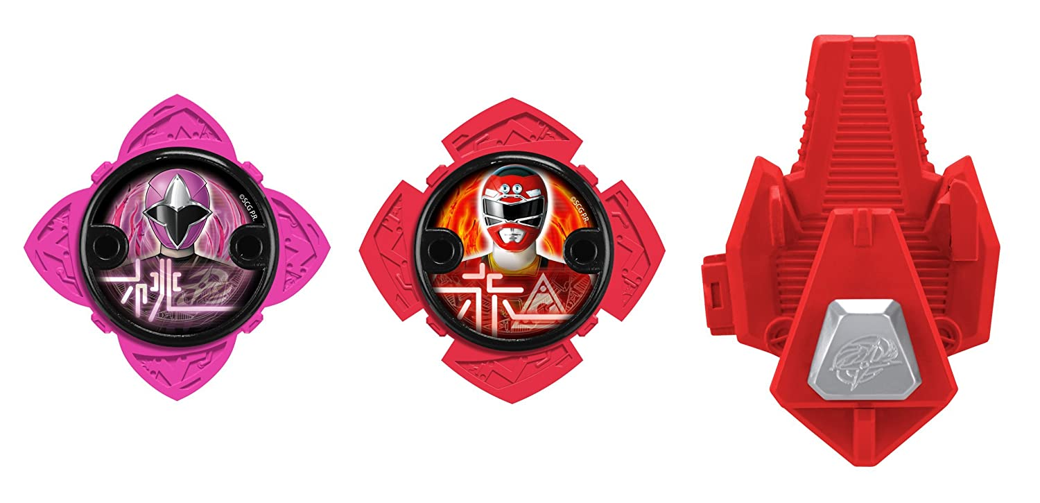 Power Rangers Ninja Steel Ninja Power Star Pink Ranger Pack