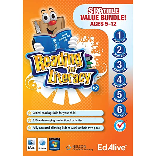 Amazon.com: Reading for Literacy v2 Bundle Mac [Download]: Software