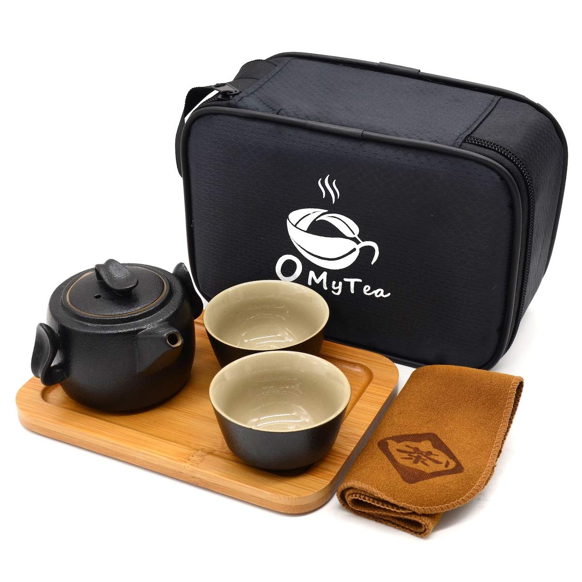 Juego de té Kungfu Gongfu, 100% hecho a mano, estilo chino y japonés