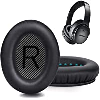 Premium Bose QuietComfort35 ii QC 35 Headphones Replacement Ear Pads Cushion by GEVO,Memory Foam Pads Enhance Noise…