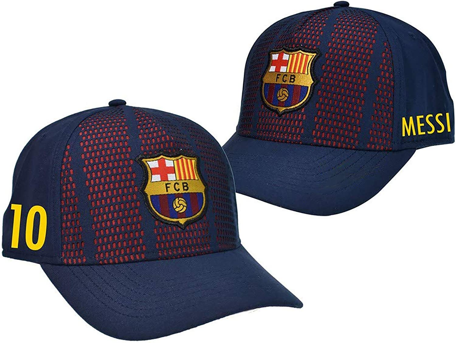 Fashion Baseball Cap Hat Boy Lionel Messi Barcelona Snapback Girls Leo KIDS SIZE