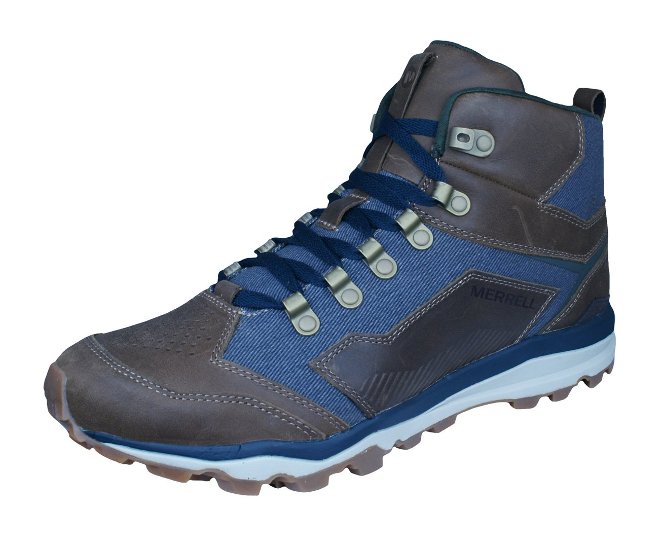 Merrell All Out Crusher Mid Shoes Men Rosin 2016 Schuhe  50 EU|Brown