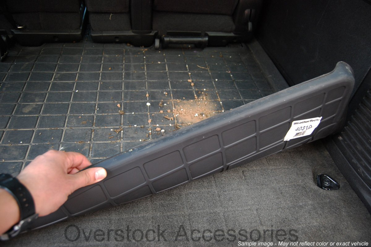 Grey 42279 WeatherTech Custom Fit Cargo Liners for Honda Odyssey