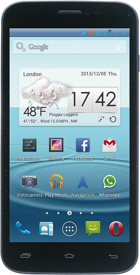 Mediacom G500 QC - Smartphone de 5