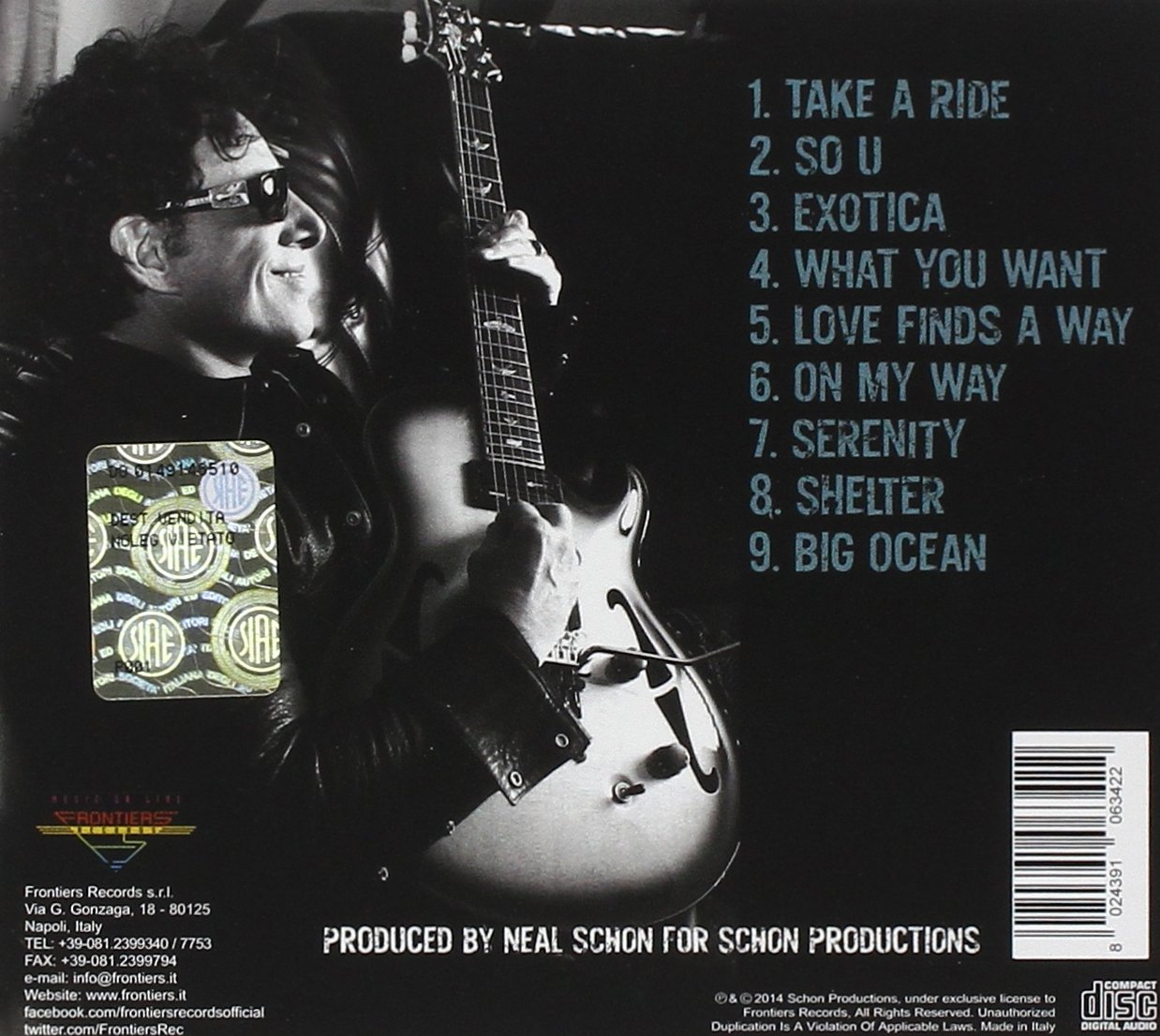 neal schon so u amazon com music