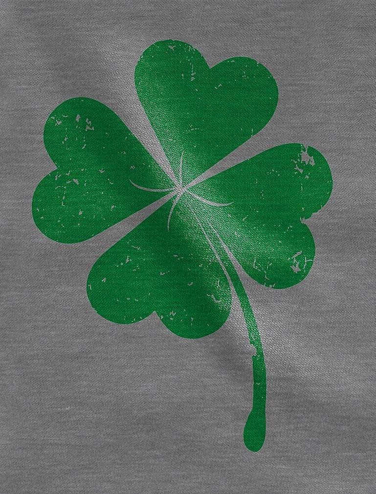 Tstars Faded Shamrock Clover St.Patricks Day 3//4 Sleeve Baseball Jersey Toddler Shirt