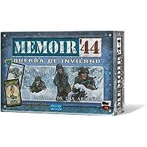 Days of Wonder Memoir 44: Guerra de Invierno - Expansión para juego de mesa, Español: Amazon.es: Juguetes y juegos