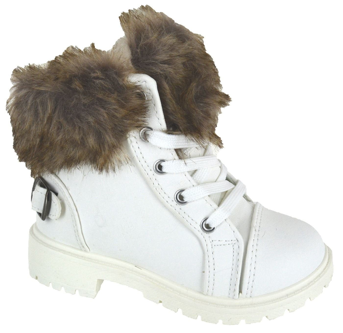 Yes Gameon Ladies Faux Fur Grip Sole Winter Warm Ankle Womens Boots  Trainers Womens Shoes Size UK 3-8: Amazon.co.uk: Shoes & Bags