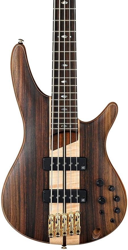 Ibanez sr1805e Premium 5-string bajo eléctrico, diapasón de madera de palisandro
