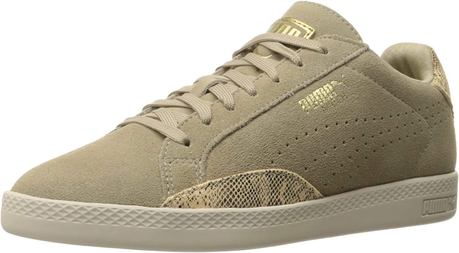 PUMA Women s Match LO S Snake Wn s Tennis Shoe