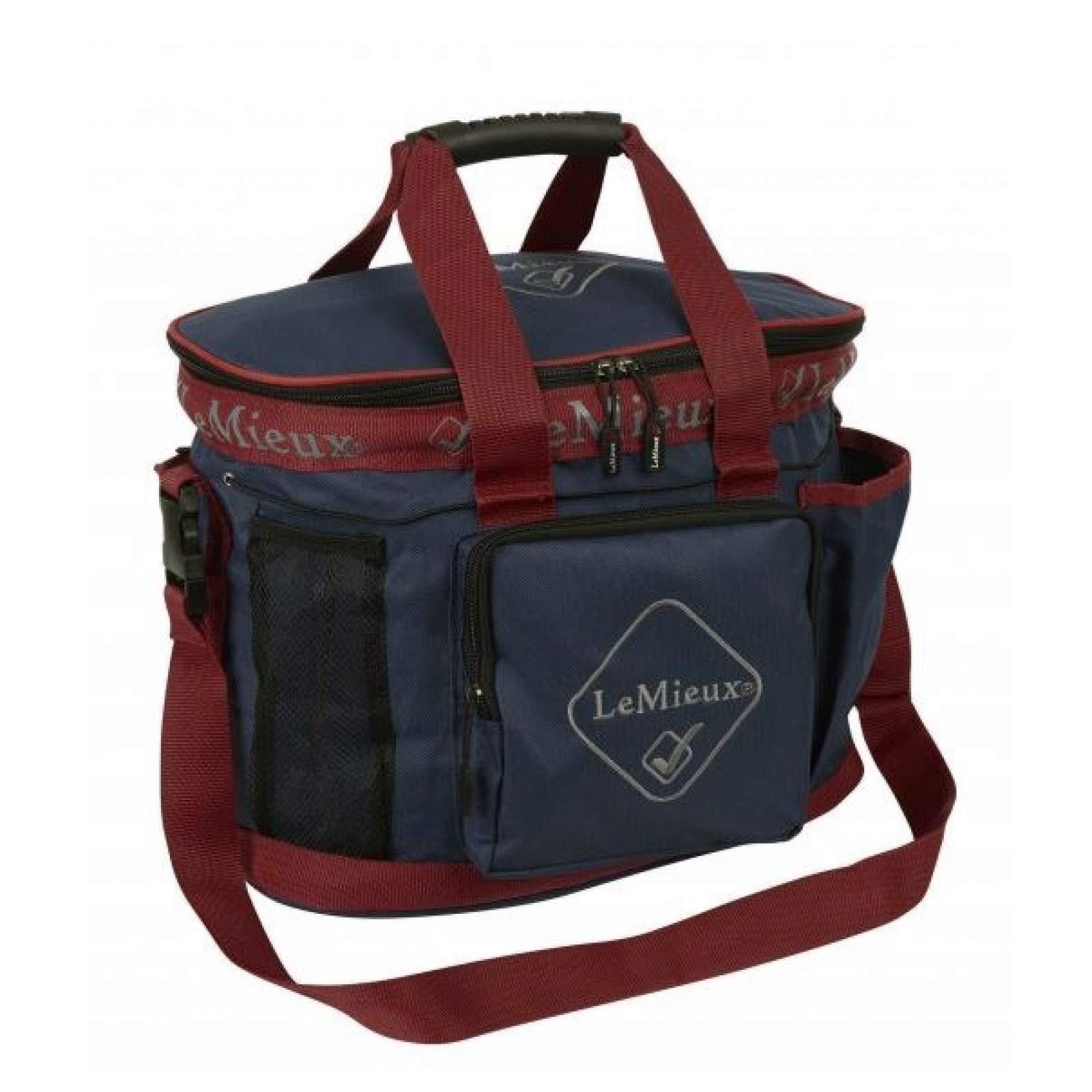 LeMieux ShowKit Grooming Bag Navy One-Size