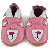 Soft Leather Baby Girl Shoes - Baby Shoes with