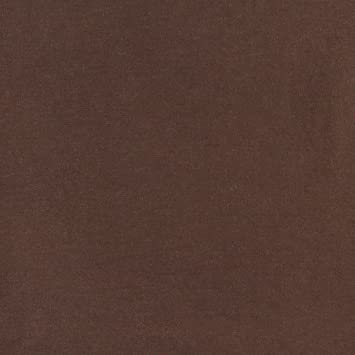 Amazon Com Chocolate Brown Premium Soft Microfiber Suede Upholstery