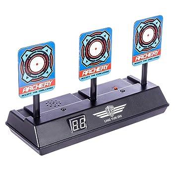 Elektronisch Zielscheibe Auto Reset für weiche Kugel Ziel Spielzeugpistole