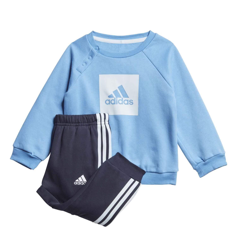 adidas I 3slogo Jog FL Chándal, Bebé-Niños: Amazon.es: Deportes y ...