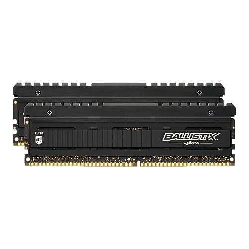 Ballistix Elite BLE2C8G4D30AEEA Memoria RAM de 16 GB Kit 8 GB x 2 DDR4 3000 MT s PC4 24000 DR x 8 DIMM 288 Pin