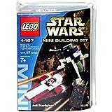 Lego Star Wars Mini Jedi Starfighter & Slave 1 (4487)