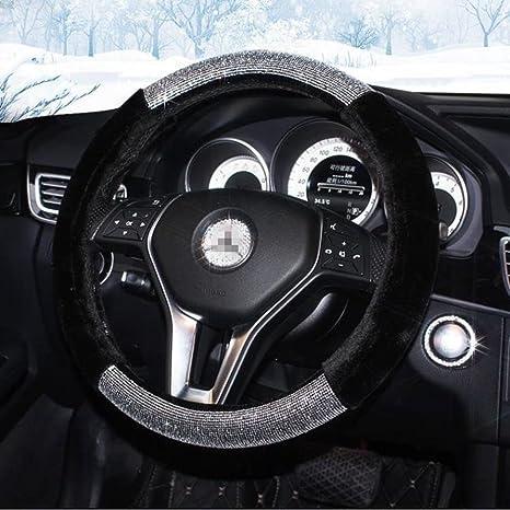 Amazon.com: Dotesy - Funda para volante de coche con ...