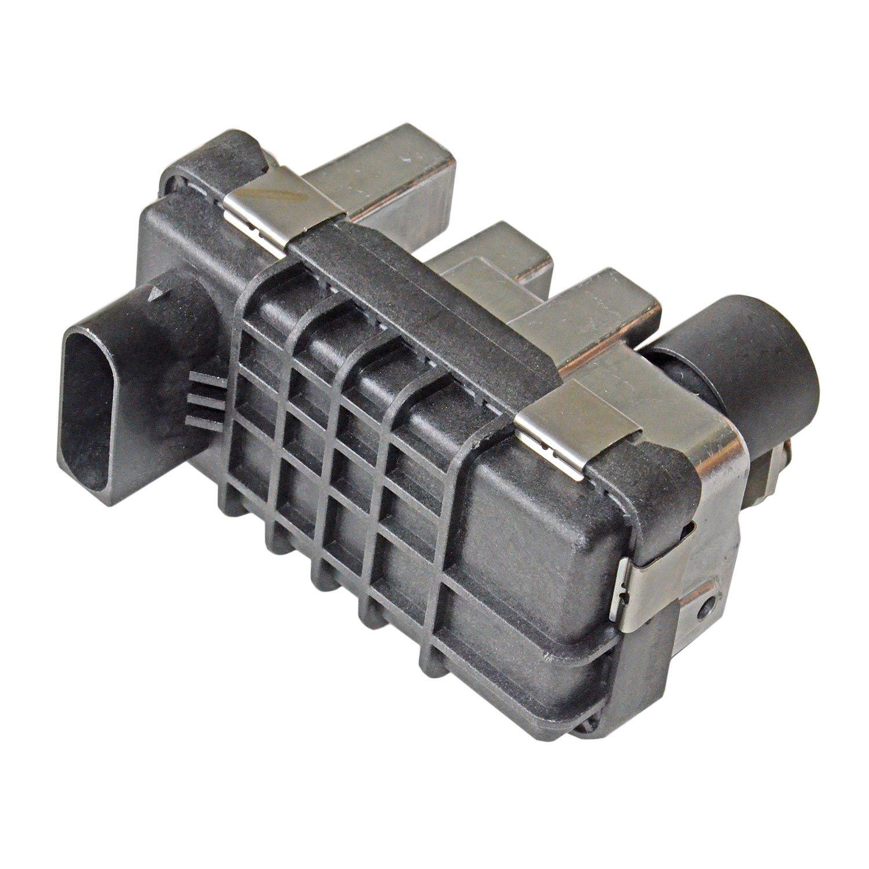 6NW009543, 763797, G-13 Turbo actuador eléctrico: Amazon.es: Coche y moto