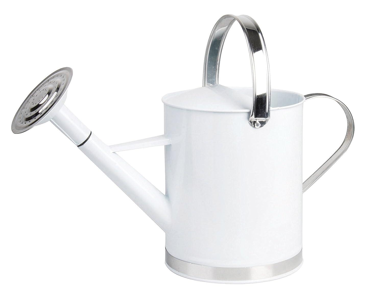 Esschert Design Watering Can, White