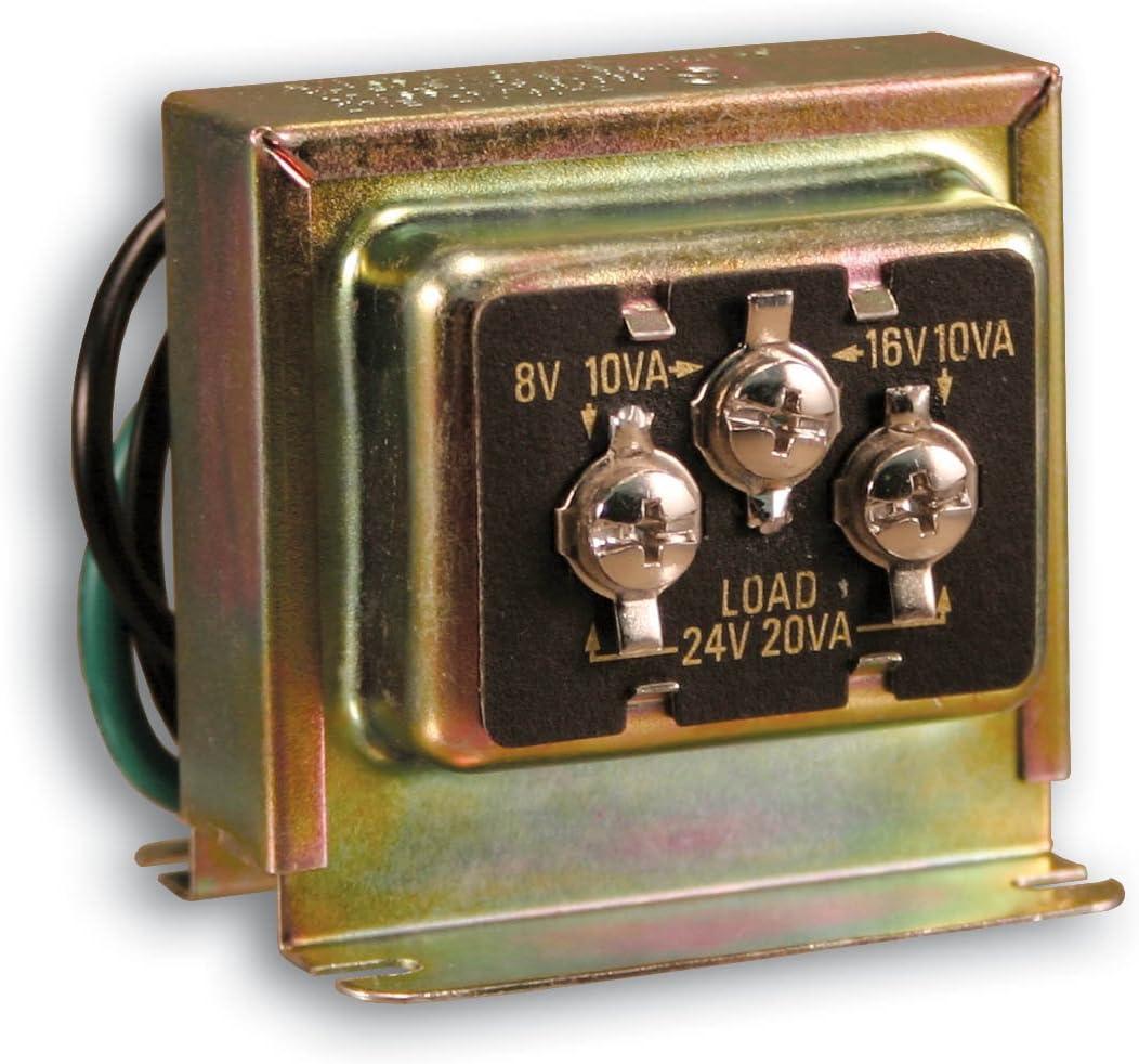 Heath Zenith SL-125-02 Wired Door Chime Transformer - Doorbell Transformers  - Amazon.comAmazon.com