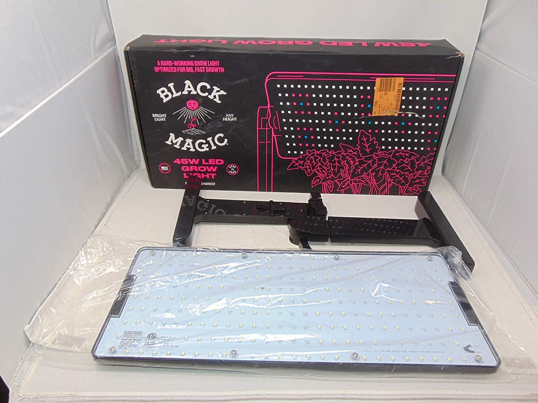 ブラックマジック45 W LED Grow Light   B0796JM5HV