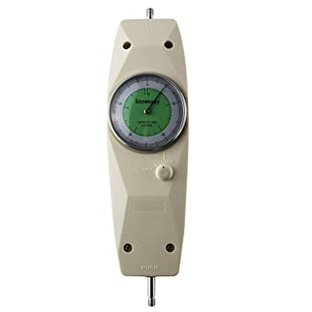 Force Gauge,Knoweasy NK-20 Mechanical Analog Push Pull Gauge