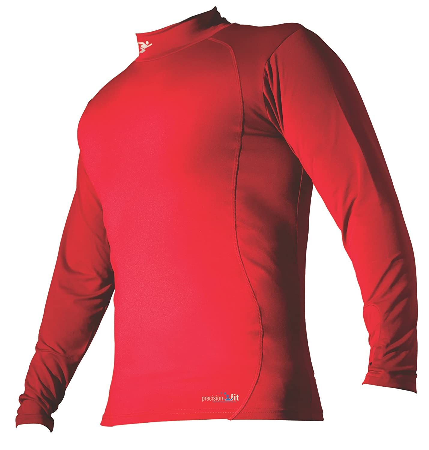 Precision Base Layer Long Sleeve Turtle Neck Shirt