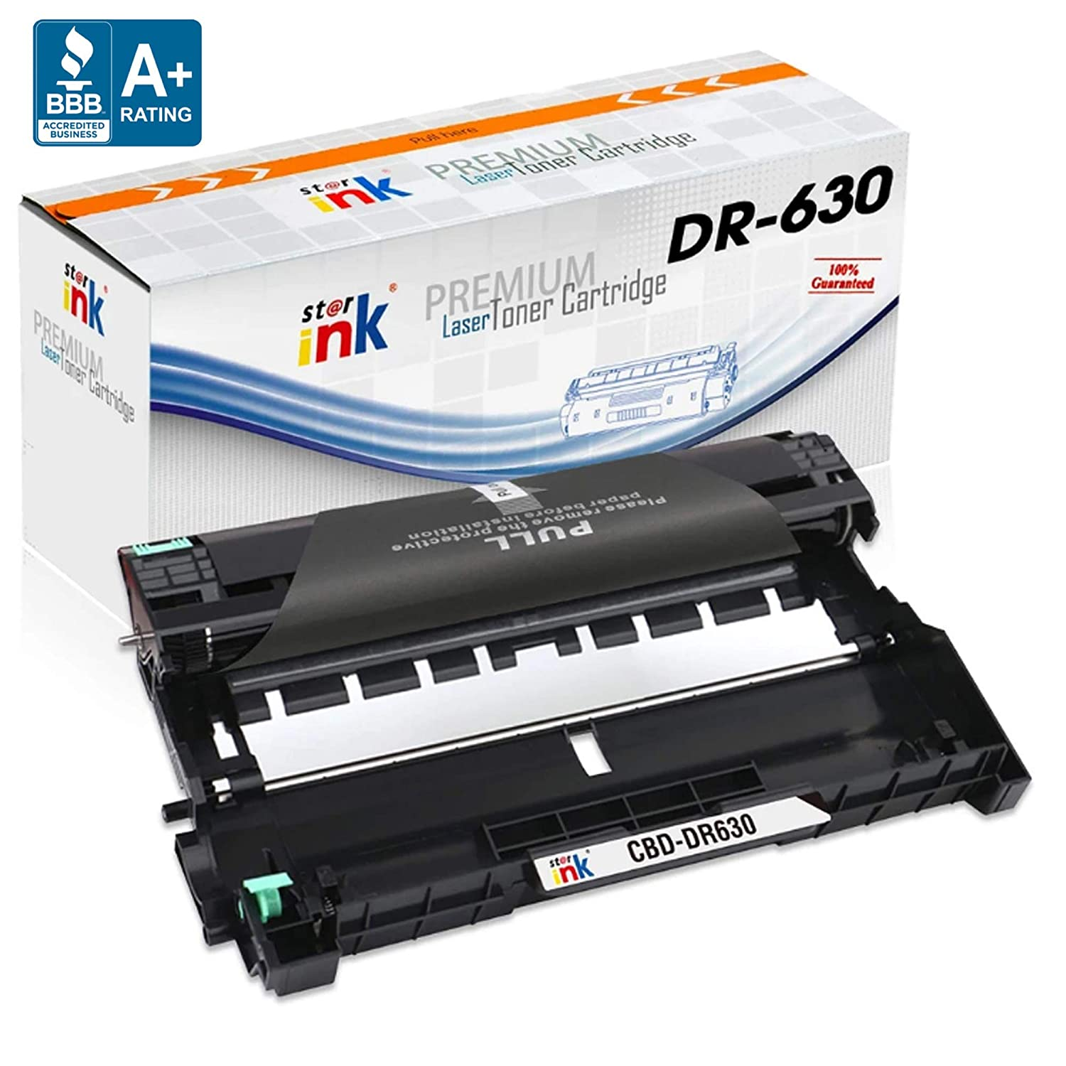 Brother DCP-L2540DW Drum Unit made by Brother Prints 12,000 Pages OEM