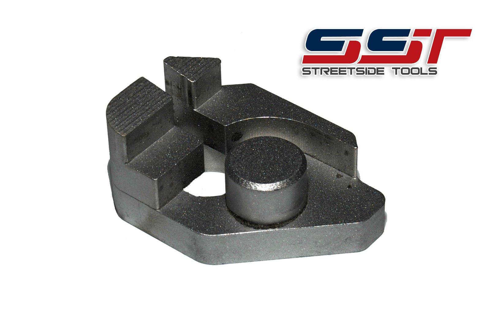 Streetside Tools SST-2901 - GM - Transmission Holding Fixture Adapter Tool [4L80-E]