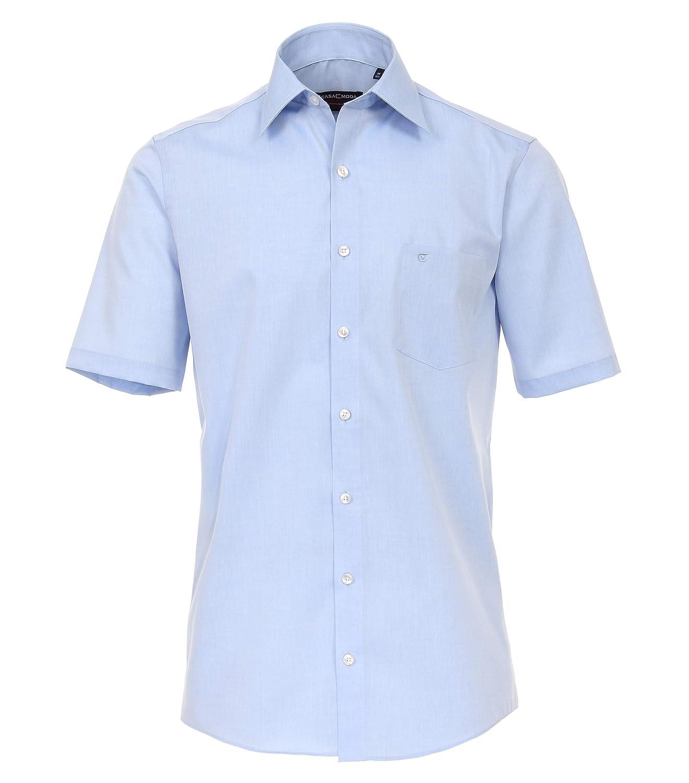 CASAMODA Herren Hemd Halbarm uninah 008070 Comfort Fit B079K9CNP7 Pullover Überlegene Qualität