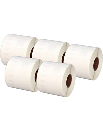 paquete de 220 NUEVO Nuevo-Blanco DYMO Etiqueta de envío y placa de nombre 54 X 101mm 99014