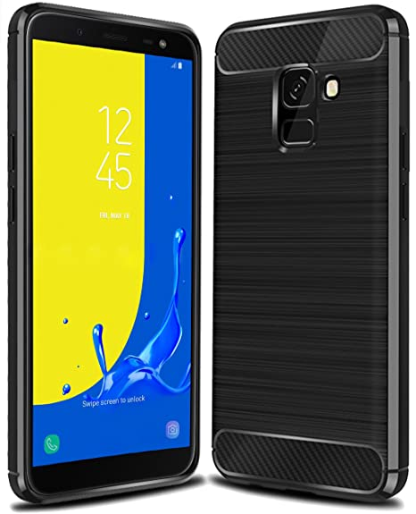 reputable site 5f764 8f143 Amazon.com: Galaxy J6 2018 Case, Sucnakp TPU Shock Absorption ...