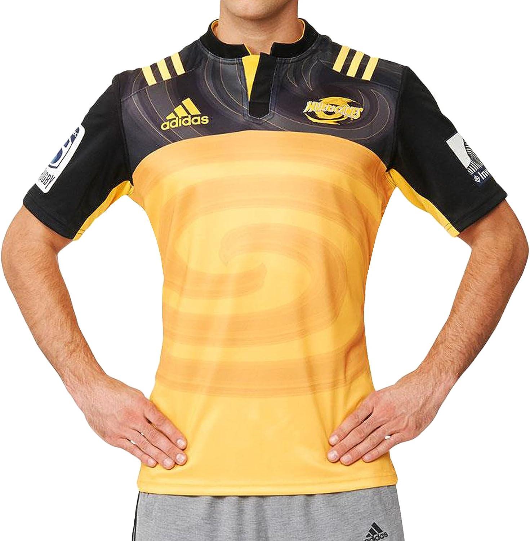 adidas Wellington Hurricanes visitante./Camiseta de Rugby: Amazon.es: Ropa y accesorios