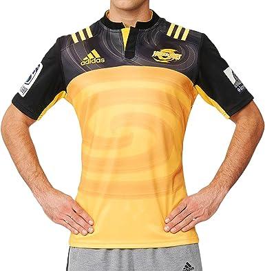 adidas Wellington Hurricanes visitante./Camiseta de Rugby: Amazon ...