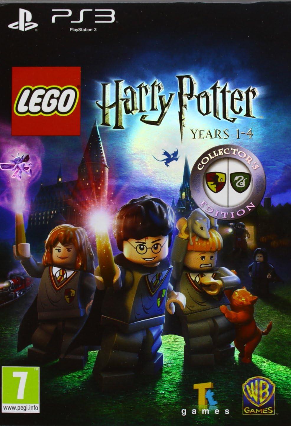 Lego Harry Potter Collect Edit [Importación Francesa]: Amazon.es: Videojuegos