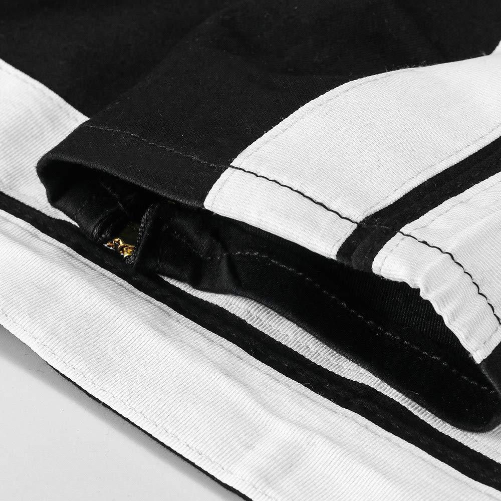 Sport Joggings Solid Color Pockets Trousers Track Pants Mens Casual Sweatpant