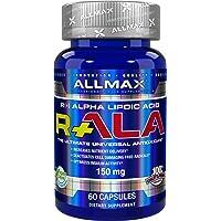 AllMax R+ALA R(+) Alpha Lipoic Acid 150mg Caps, 60c