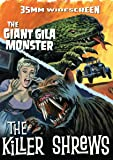 The Killer Shrews/The Giant Gila Monster Widescreen Double Feature