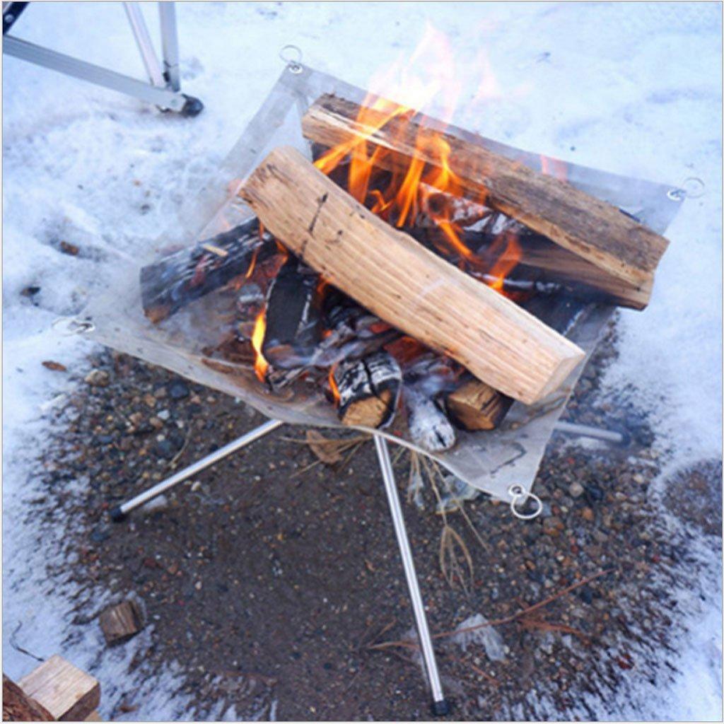 BBQ Incinerador Portátil al Aire Libre, Parrilla de Acero ...