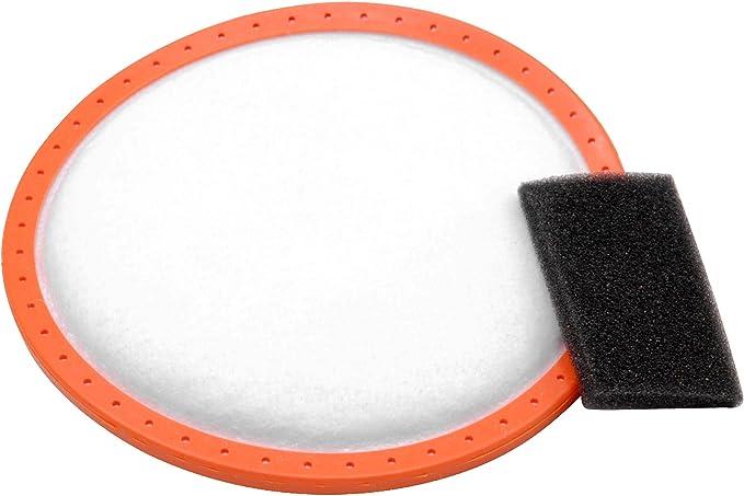Motorschutzfilter geeignet Dirt Devil M2288-0-9 Centec 2 Kunststoffrahmen